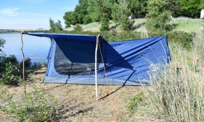 Trekker Tent 1A Blue