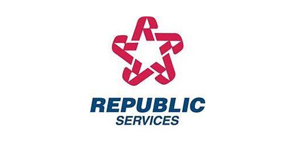Logo of Republic Services