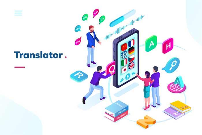 Translate apps