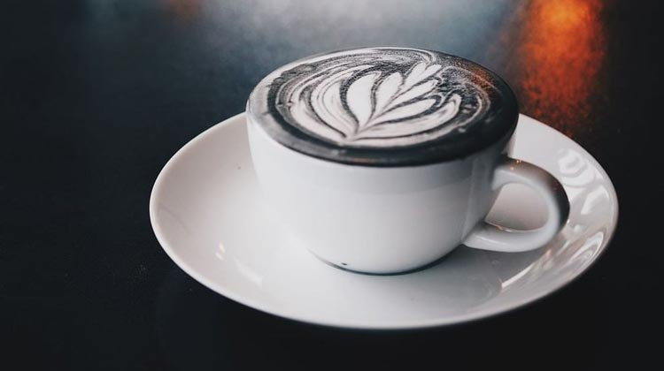 When You Drink The Black Latte And Benefits Of It?