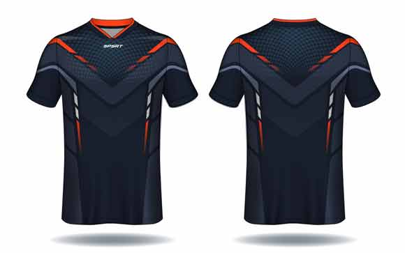 Share the jersey concept you have made