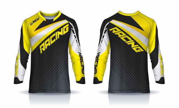 Simple ways to get the desired custom racing jerseys