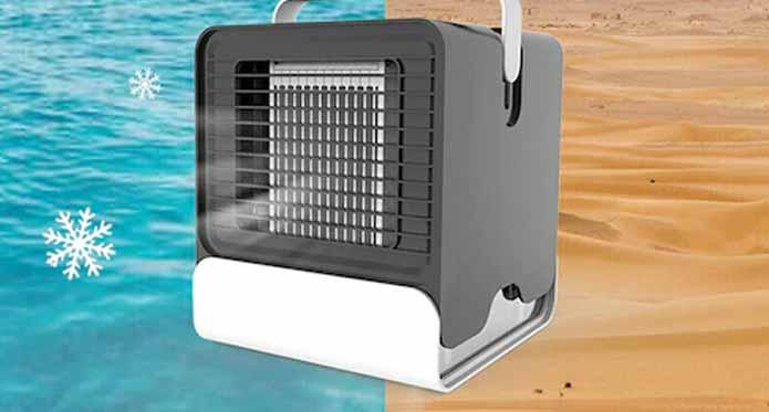 How to Clean Mini Air Cooler