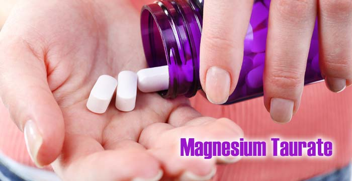 Overview Of Magnesium Taurate