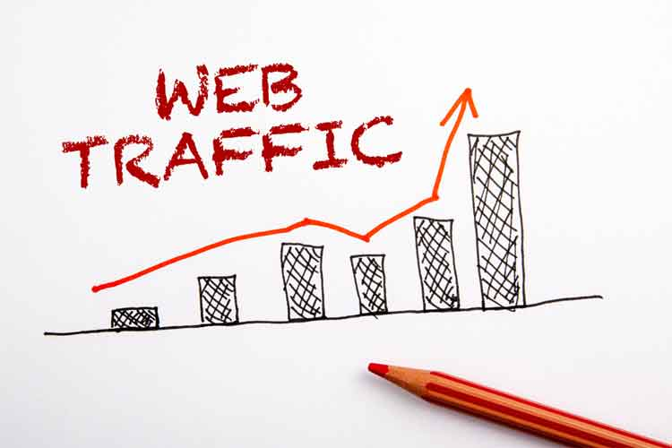 Increasing Traffic to Web Journalism: Increase Page Views With Online Data