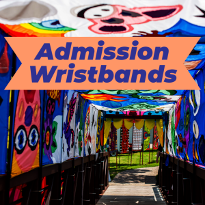 Admission Wristbands