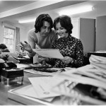 beatles-hippies_apple-offices-paul-mccartney-and-secretary_credit-tom-hanley