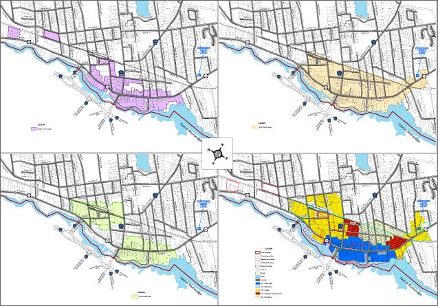 Map Suffolk County Long Island N Y