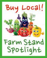 Farm stand spotlight badge