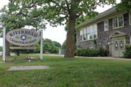 The Riverhead Charter School in Calverton. (Photo: Denise Civiletti)