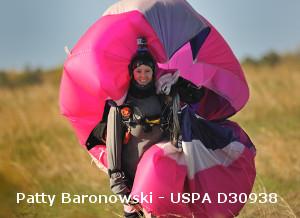 Patricia Baronowski Photo: Skydive Long Island