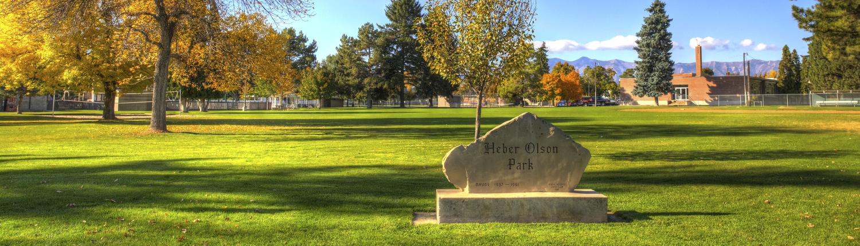 Heber Olson Park