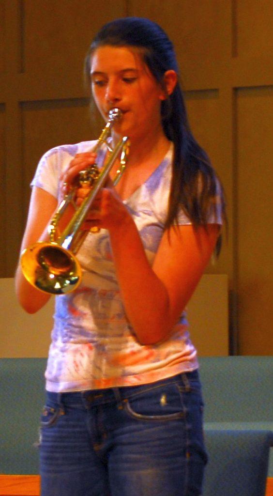 Teen Trumpet