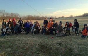 TOP outdoorsmen coon hunt