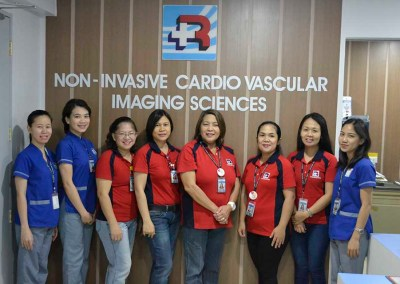 Non – Invasive Cardiac Imaging Sciences