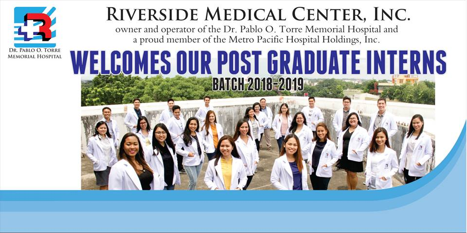 Welcome RMCI-PGI interns batch 2018-2019!
