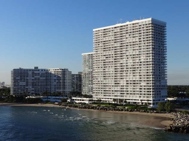 condos near the beach