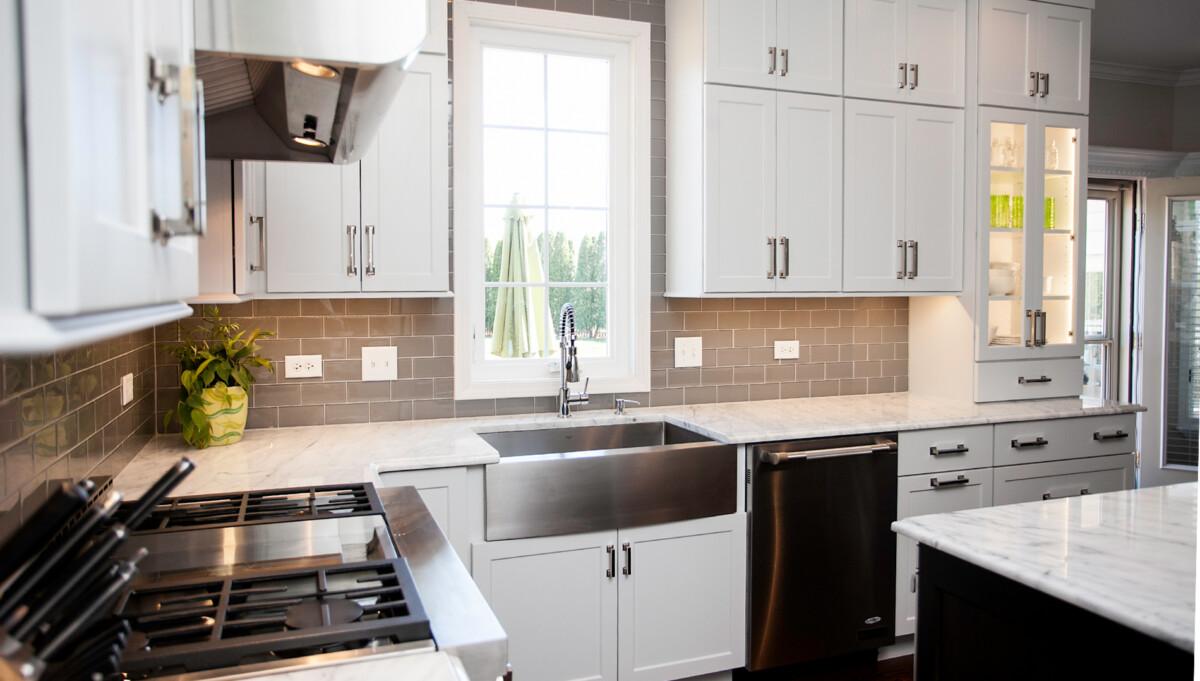 Stylish Transitional Kitchen Design Amp Remodeling Naperville