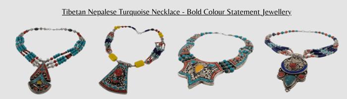 Tibetan necklace slide