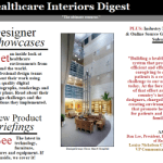 Healthcare Interiors Digest