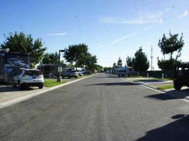 RV Park Roads