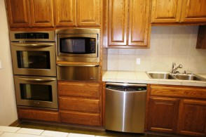 Kitchen and Ovens