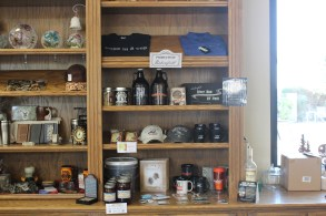 Store featuring local items and business.