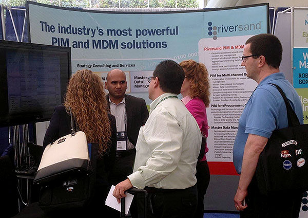 Riversand Demonstrated MDMCenter with 1WorldSync Connector at GS1Connect2014