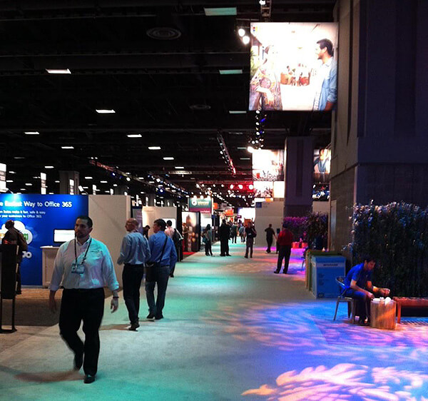 The 2014 Microsoft Worldwide Partner Conference