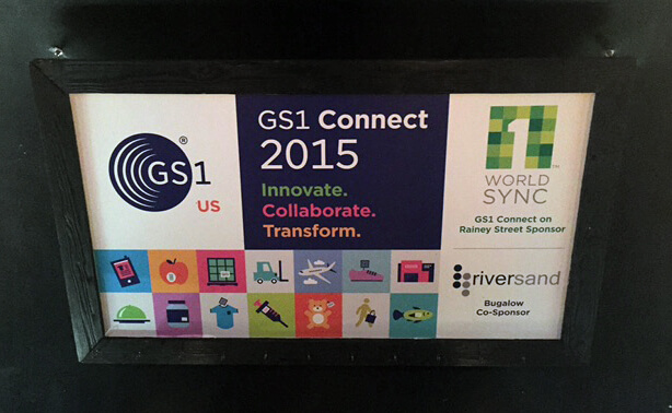 Riversand co-sponsors GS1 Connect event with 1WorldSync