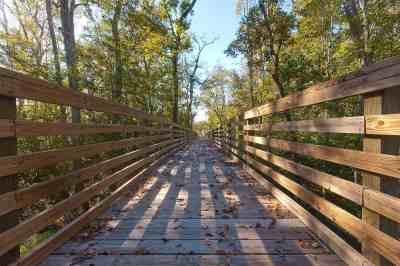 River Sea Plantation - Walking Trails