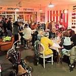 restaurant soirée EMD Riverside Motocyclettes