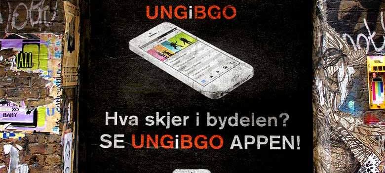UNGiBGO-appen - Hva skjer i Bydel Gamle Oslo for barn og ungdom