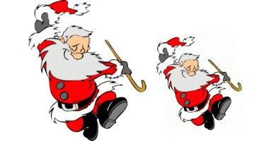julenissen på riverside
