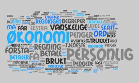Workshop i personlig økonomi