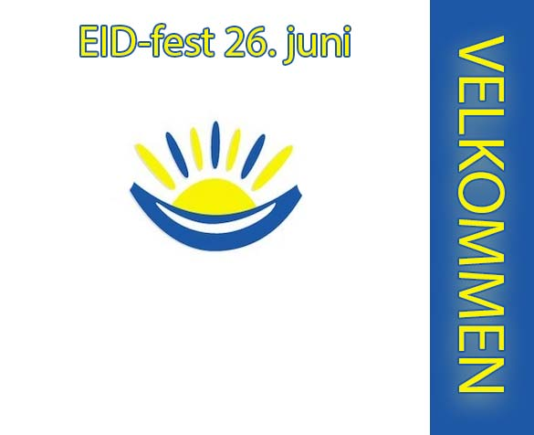 EID-fest på Riverside ungdomshus