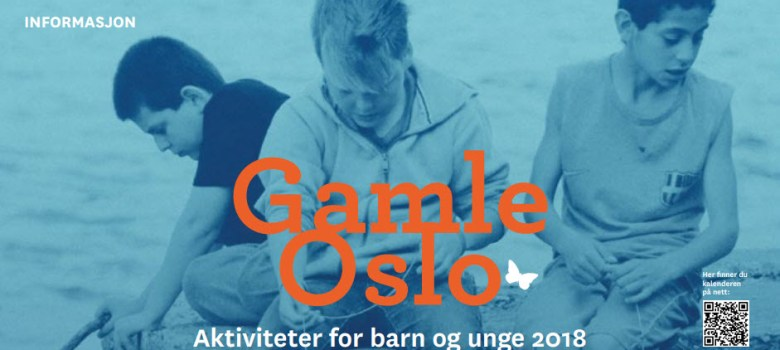 Hva skjer i Bydel Gamle Oslo? Last ned aktivitetskalenderen