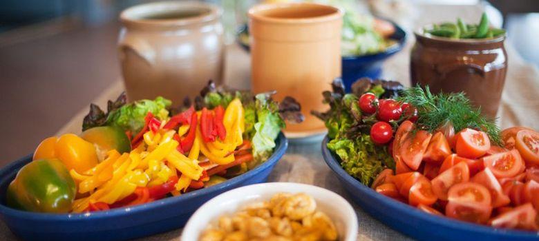 Mat på Riverside ungdomshus tirsdager fra kl. 17.00
