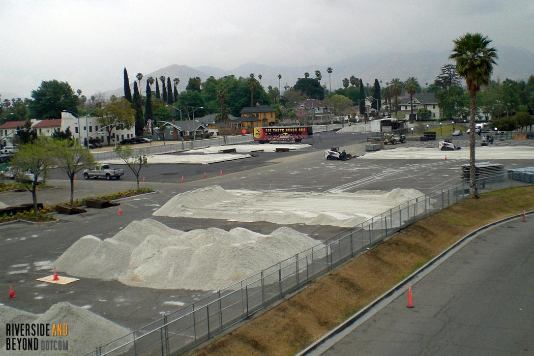 AVP Riverside Open Preparation – 04/10/2009