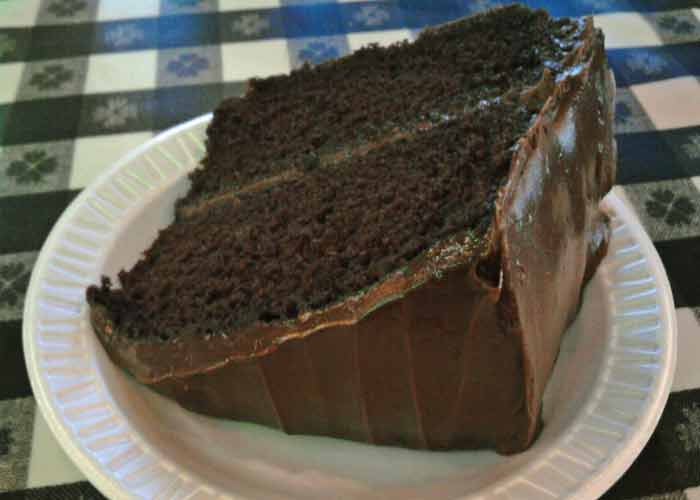 Portillo's Chocolate Cake