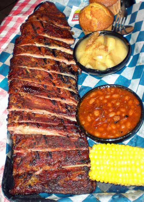 Famous Dave's - Ribs