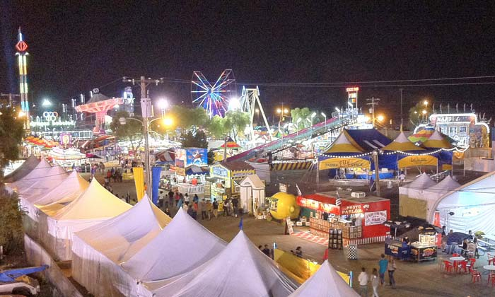 2012 Southern California Fair - Games and Rides