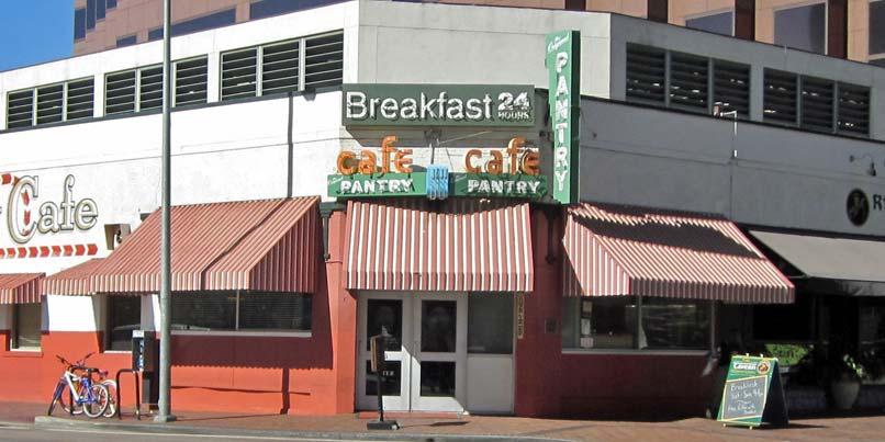 The Original Pantry Cafe, Los Angeles