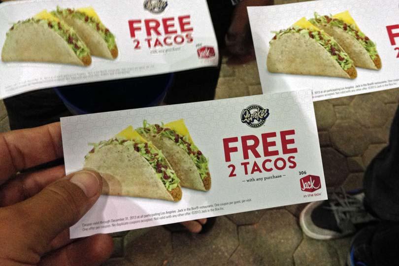 Quakes get seven runs, we get tacos! - 08/27/13