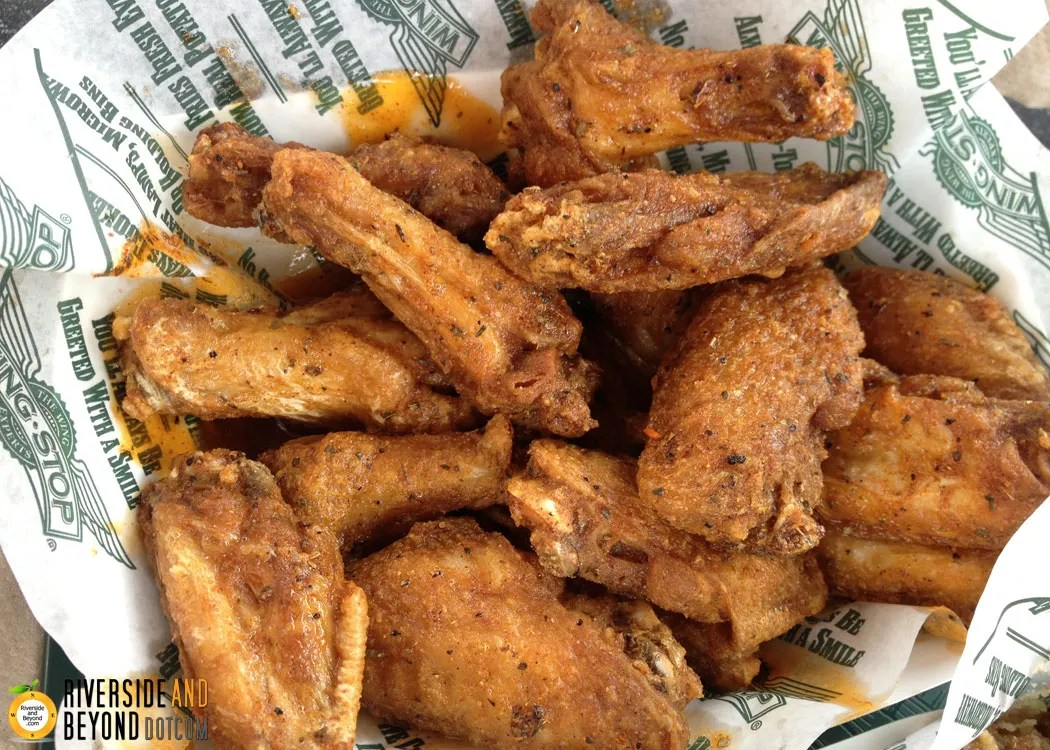 Wingstop - Louisiana Rub