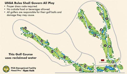 California Oaks Golf Club