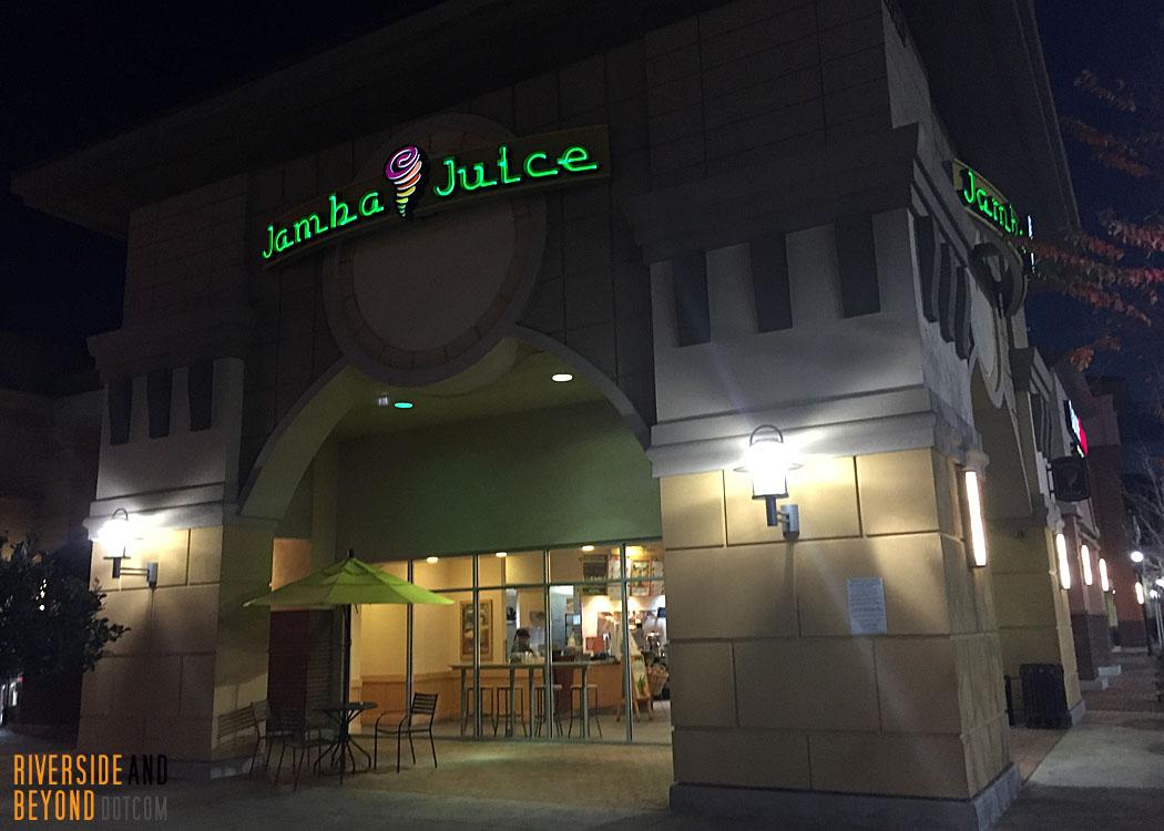 Jamba Juice - Crossings at Corona