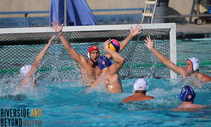 Men's Water Polo: USA vs. Serbia, 06/07/15 at El Toro HS
