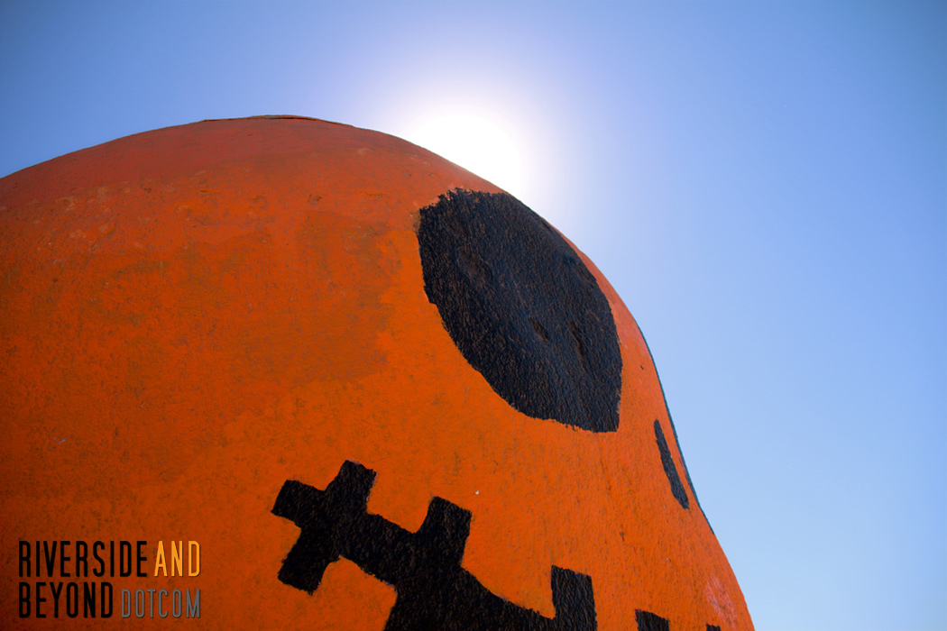 Pumpkin Rock - Norco