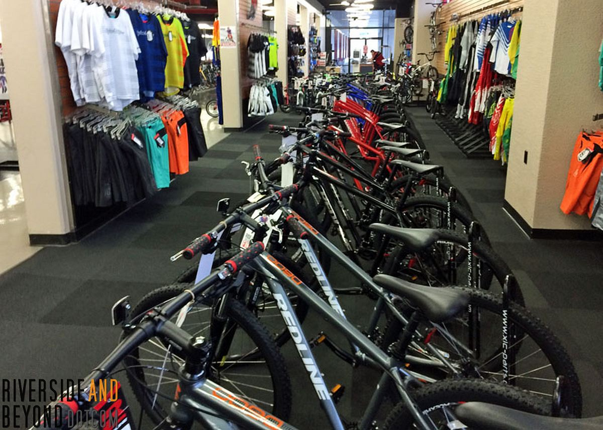 Chaparral Motorsports Bike Department